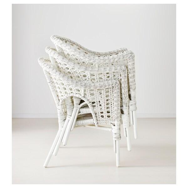 FINNTORP armchair white 71 cm 64 cm 85 cm 39 cm