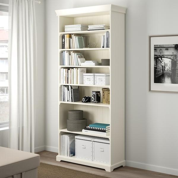FJÄLLA Storage box with lid, white, 30x31x30 cm