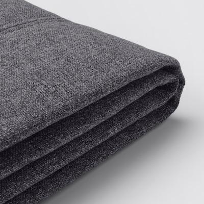 FLOTTEBO cover sofa-bed Gunnared medium grey 120 cm