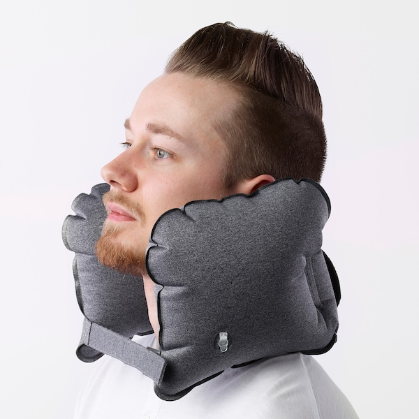 FÖRFINA neck pillow 62 cm 21 cm 1 cm