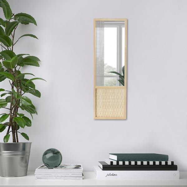 FOLKJA mirror 60 cm 3 cm 20 cm