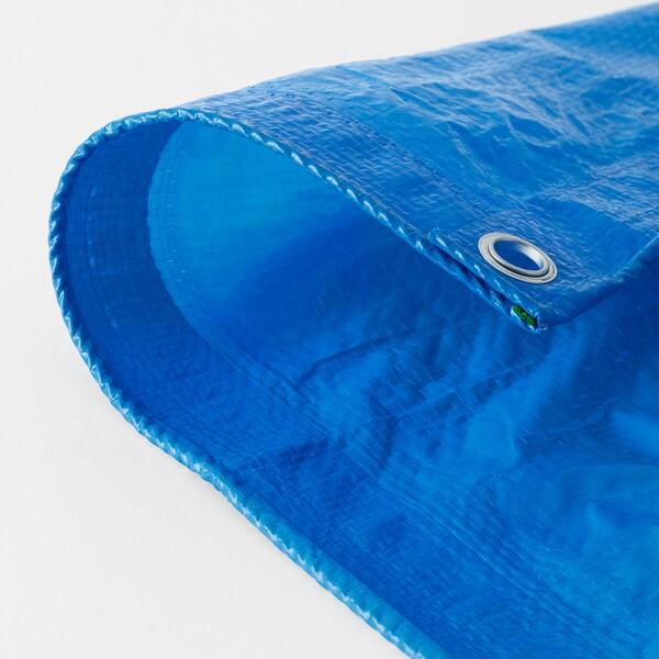 FRAKTA tarpaulin blue 240 cm 310 cm