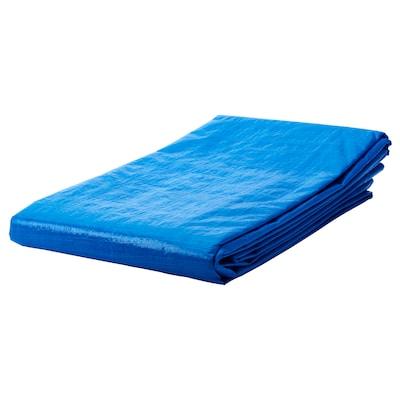 FRAKTA Tarpaulin, blue, 240x310 cm