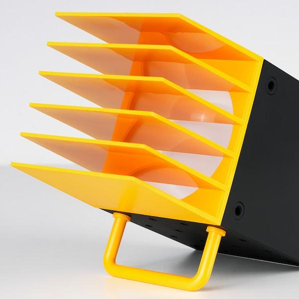 FREKVENS accessories, LED spotlight set of 4 yellow