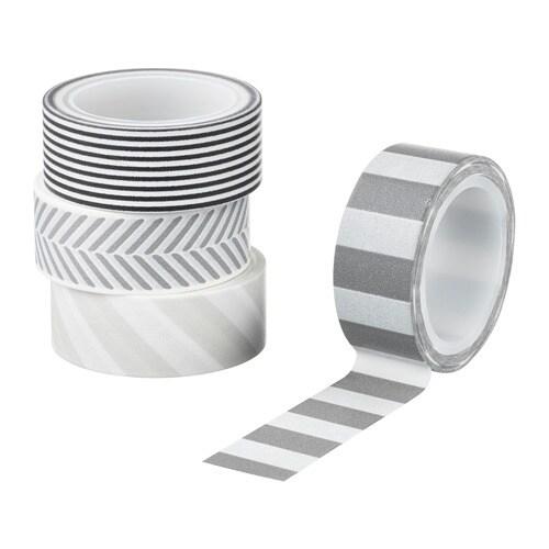 Fullf lja roll of tape ikea for Cassette ikea