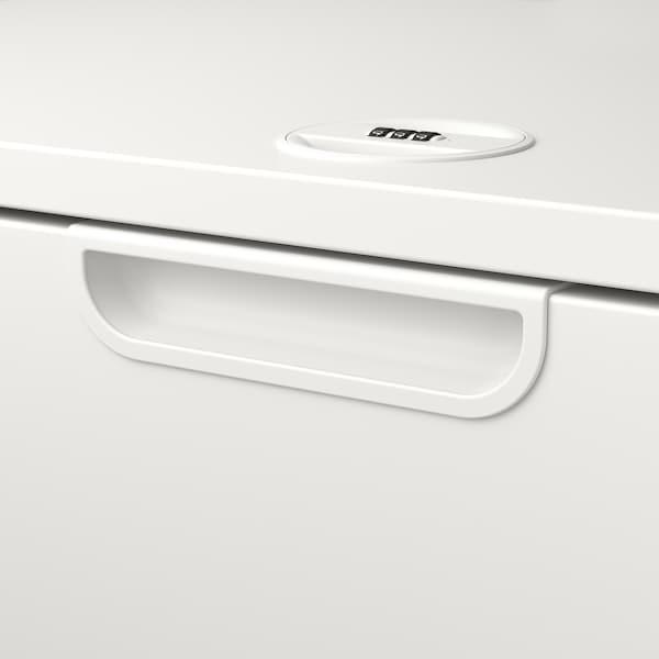 GALANT Drawer unit, white, 80x80 cm