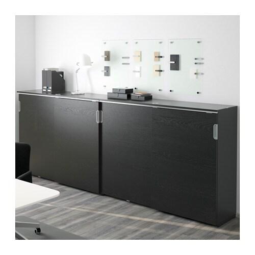 Superieur GALANT Storage Combination W Sliding Doors   Birch Veneer   IKEA
