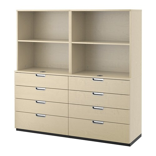 Superbe GALANT Storage Combination With Drawers