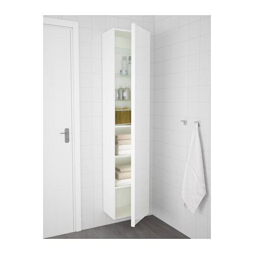 Godmorgon High Cabinet White 119 Pieces