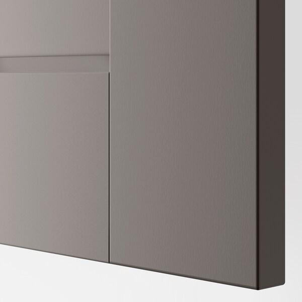 GRIMO Door, grey, 50x229 cm