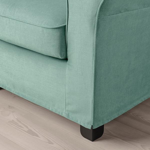 GRÖNLID Armchair, Ljungen light green