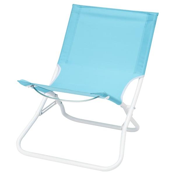 HÅMÖ Beach chair, light blue