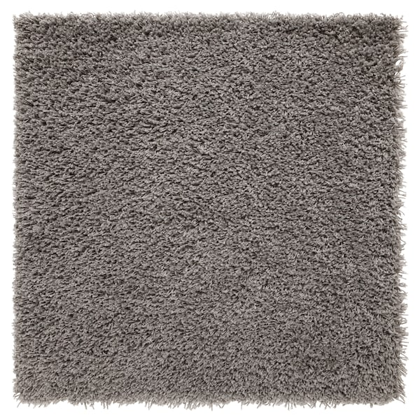 Hampen Rug High Pile Grey Length 80