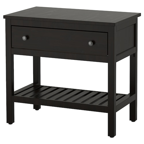 IKEA HEMNES Open wash-stand with 1 drawer