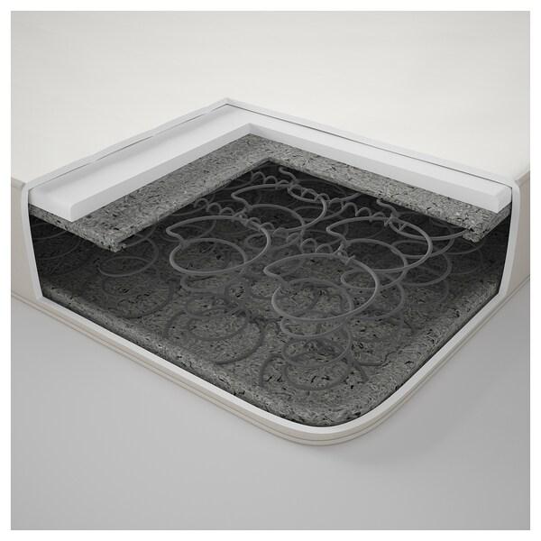 HUSVIKA sprung mattress firm 200 cm 80 cm 12 cm