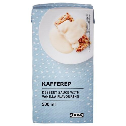 IKEA KAFFEREP Vanilla sauce