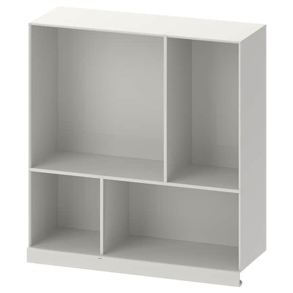 KALLAX shelf insert light grey 33 cm 12 cm 35 cm
