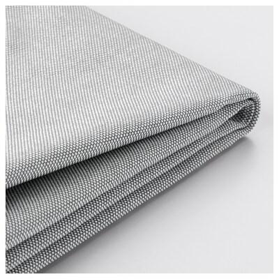 KIVIK cover for chaise longue Orrsta light grey
