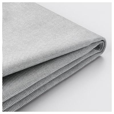 KIVIK Cover for chaise longue, Orrsta light grey