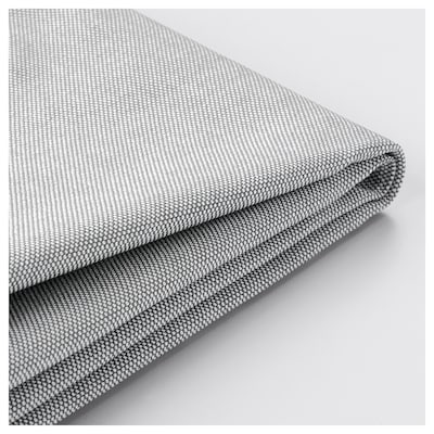 KIVIK cover three-seat sofa Orrsta light grey