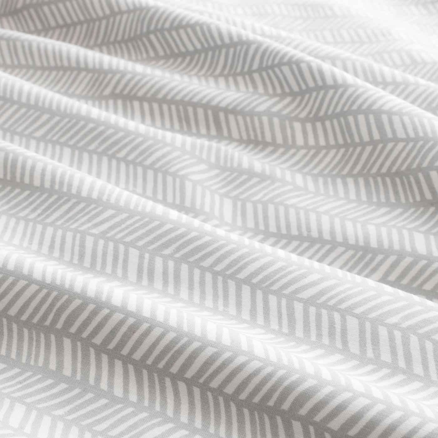KLÄMMIG 3-piece bedlinen set for cot grey 60 cm 120 cm 125 cm 110 cm 55 cm 35 cm 60 cm 120 cm