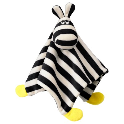 KLAPPA comfort blanket with soft toy 29 cm 29 cm