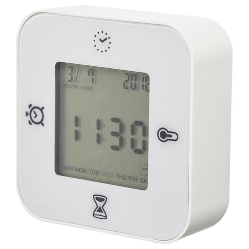 IKEA KLOCKIS Clock/thermometer/alarm/timer