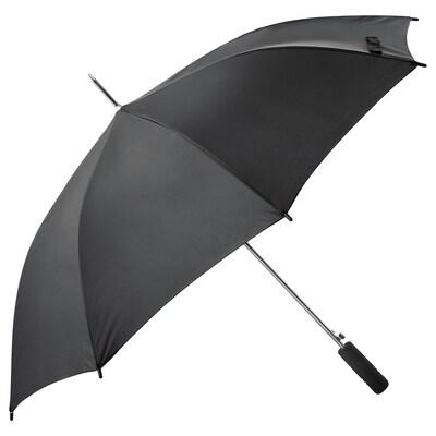 KNALLA umbrella black 80 cm 105 cm