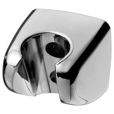 KOLSJÖN Hand shower parking bracket, chrome-plated