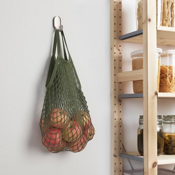 KUNGSFORS Net bag, green
