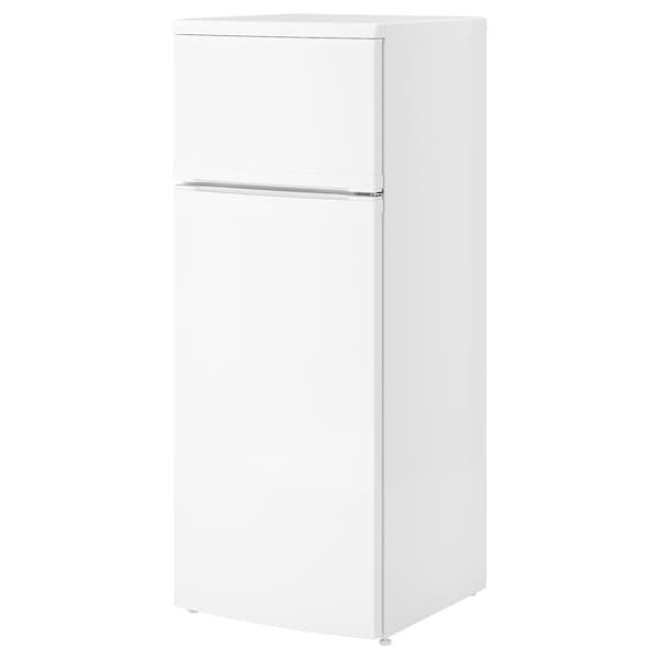 LAGAN fridge/freezer A+ white 54.5 cm 60.4 cm 140.4 cm 180 l 43 l 42.25 kg