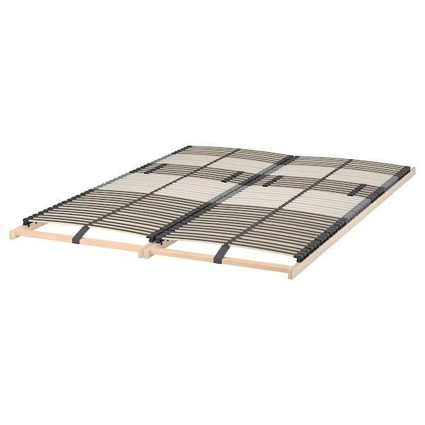 LEIRSUND slatted bed base 200 cm 140 cm 9 cm