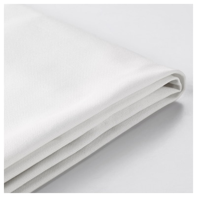 LYCKSELE chair-bed cover Ransta white