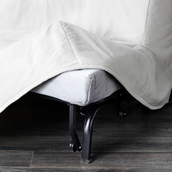 LYCKSELE LÖVÅS chair-bed Ransta white 80 cm 100 cm 87 cm 60 cm 39 cm 80 cm 188 cm 188 cm 80 cm 10 cm