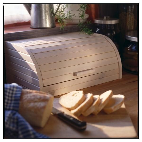 MAGASIN bread bin 40 cm 26 cm 17 cm