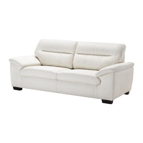 Malviken 3 Seat Sofa Kimstad Off White Ikea
