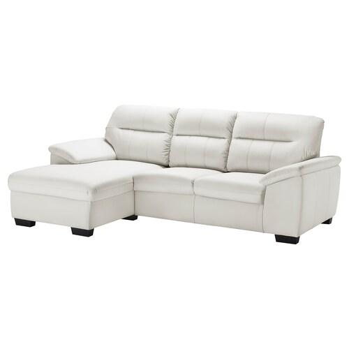 IKEA MALVIKEN Two-seat sofa with chaise longue
