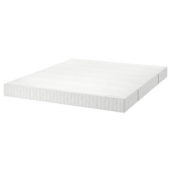 MATRAND Memory foam mattress, firm/white, 160x200 cm