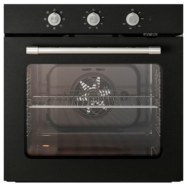 MATTRADITION forced air oven black 59.5 cm 55.0 cm 59.5 cm 0.9 m 30.00 kg