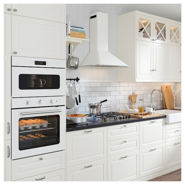 MATTRADITION Forced air oven, white