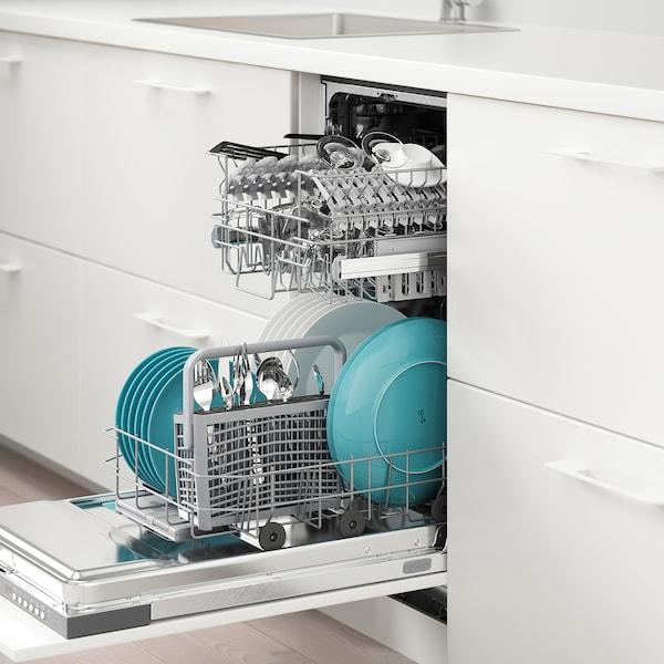 MEDELSTOR integrated dishwasher grey 90.0 cm 84.0 cm 44.6 cm 55.5 cm 81.8 cm 150 cm 31.89 kg