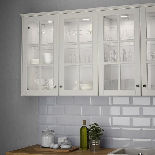 MITTLED LED spotlight, dimmable white