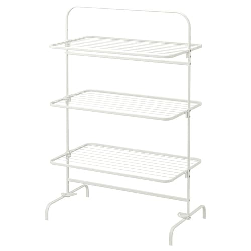 IKEA MULIG Drying rack 3 levels, in/outdoor