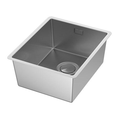 Beau NORRSJÖN Inset Sink, 1 Bowl   IKEA