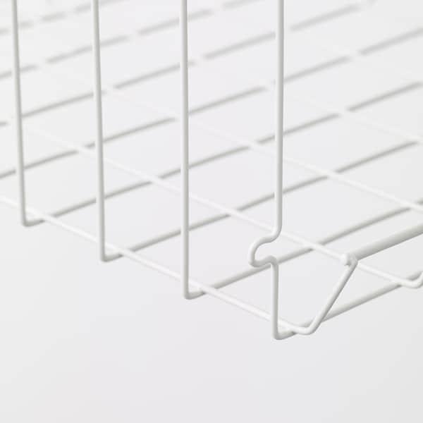 OBSERVATÖR Clip-on basket, white