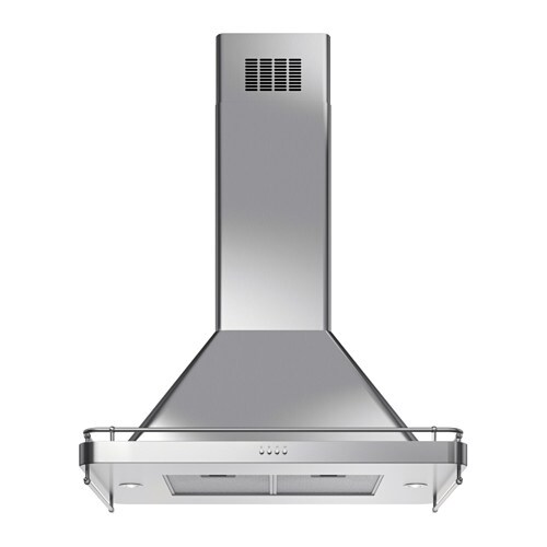 OMNEJD Ceiling mounted extractor hood IKEA