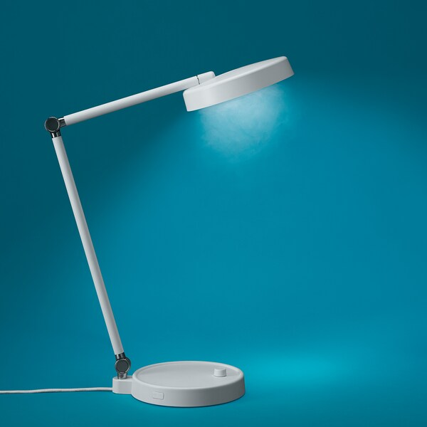 ORSALA LED work lamp, dimmable white