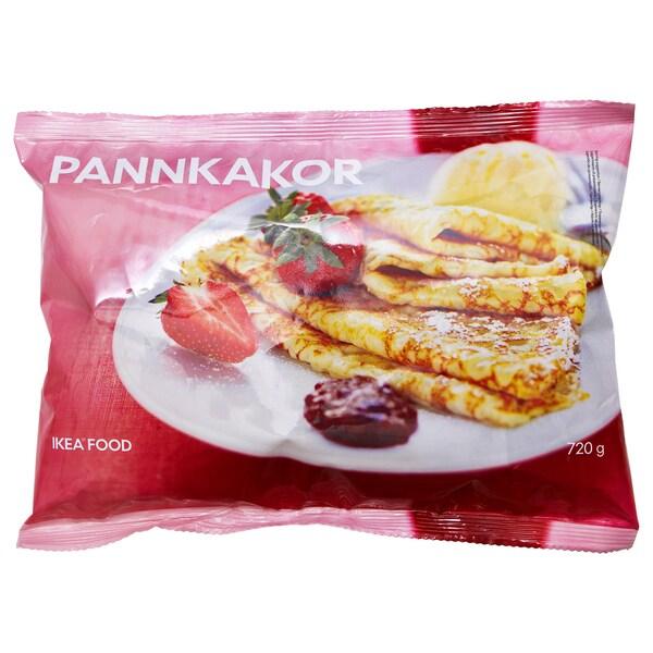 PANNKAKOR pancakes, frozen 720 g