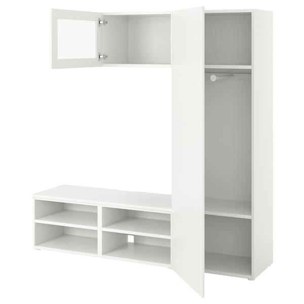 PLATSA media storage combination 180 cm 42 cm 191 cm 25 kg