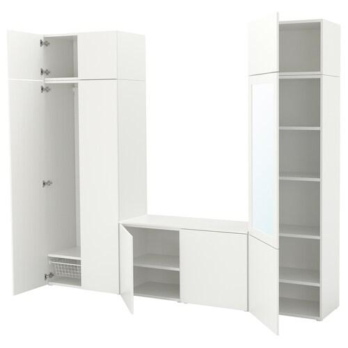 IKEA PLATSA Wardrobe with 9 doors